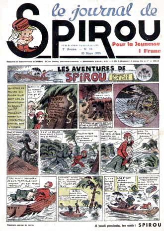Le journal de Spirou 50