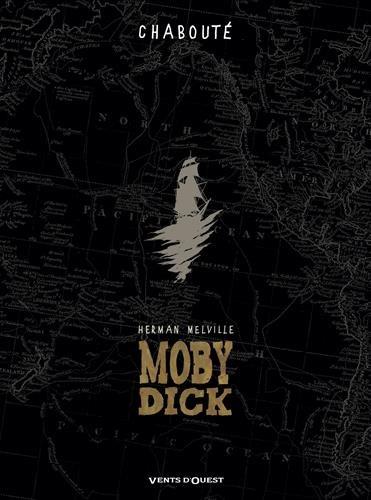 Moby Dick (Chabouté) 1 - Coffret T. 1 et T. 2