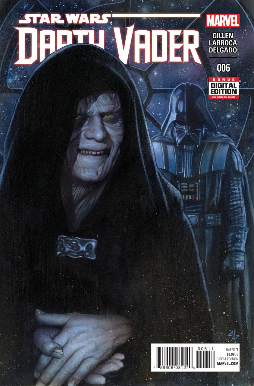 Dark Vador 6 - Book I, Part VI: Vader