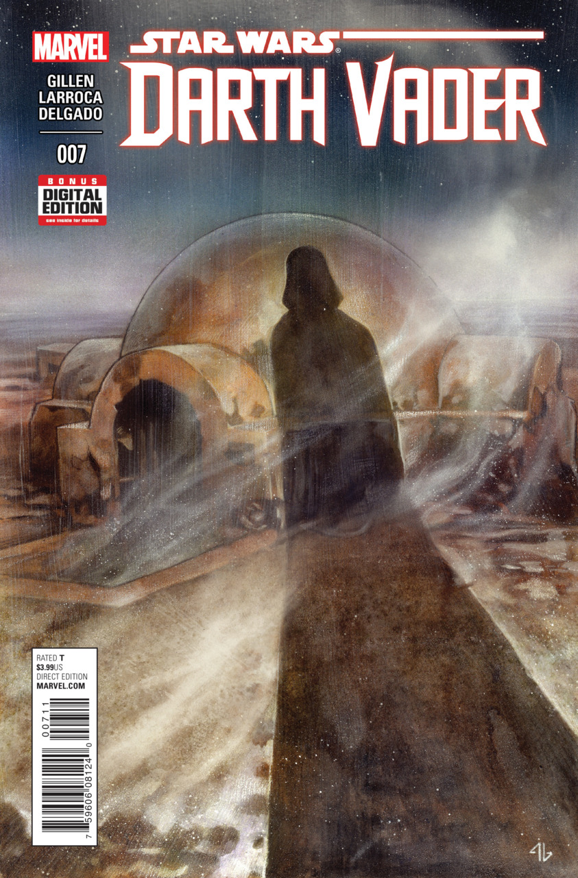 Star Wars - Darth Vader 7 - Book II, Part I: Shadows and Secrets