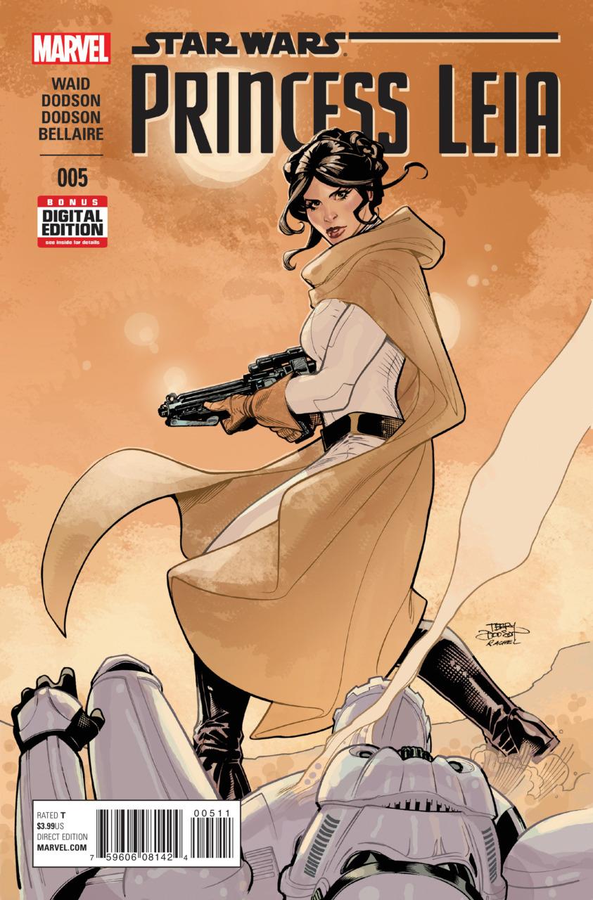 Star Wars - Princesse Leia 5 - Part V