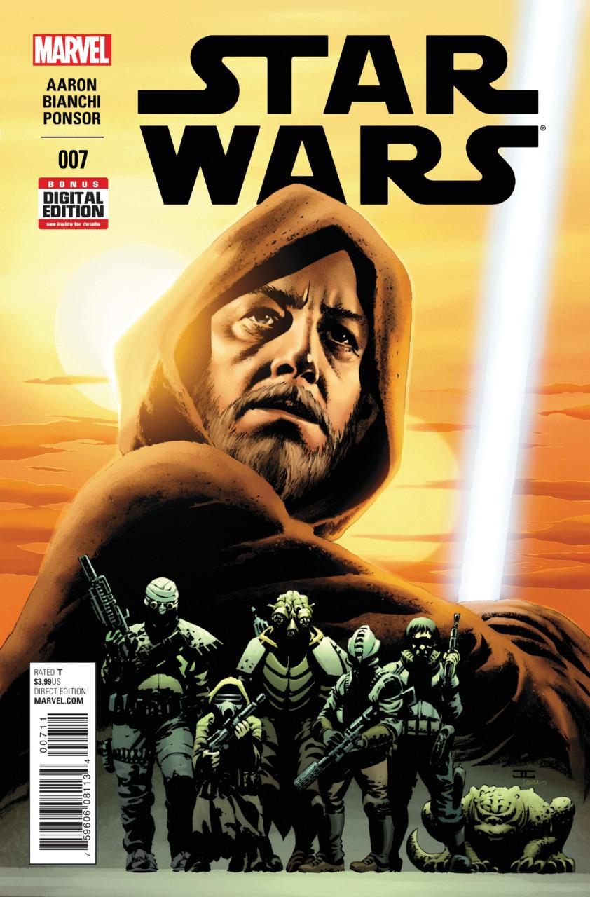 Star Wars 7 - From The Journals of Old Ben Kenobi