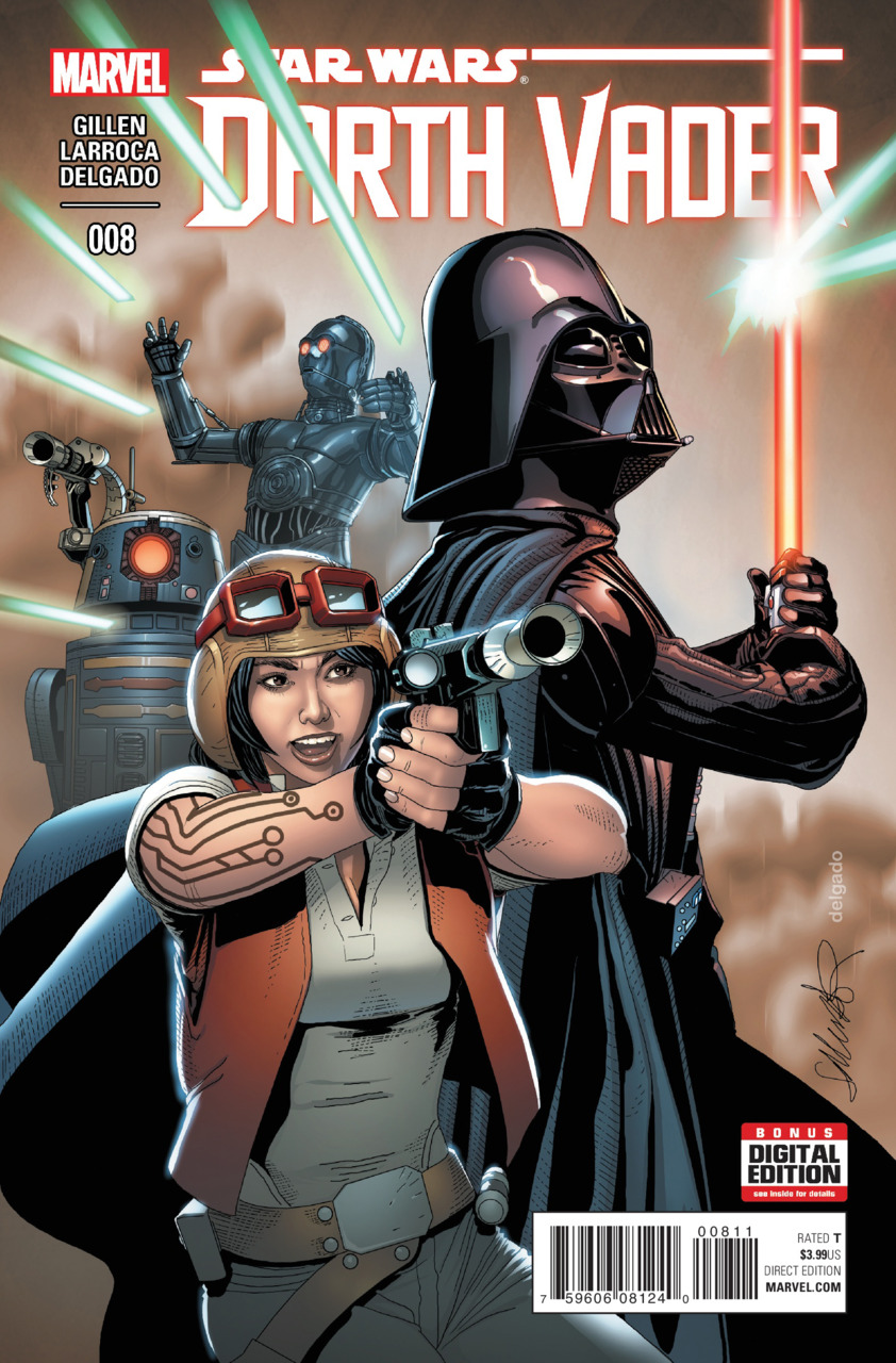 Star Wars - Darth Vader 8 - Book II, Part II: Shadows and Secrets