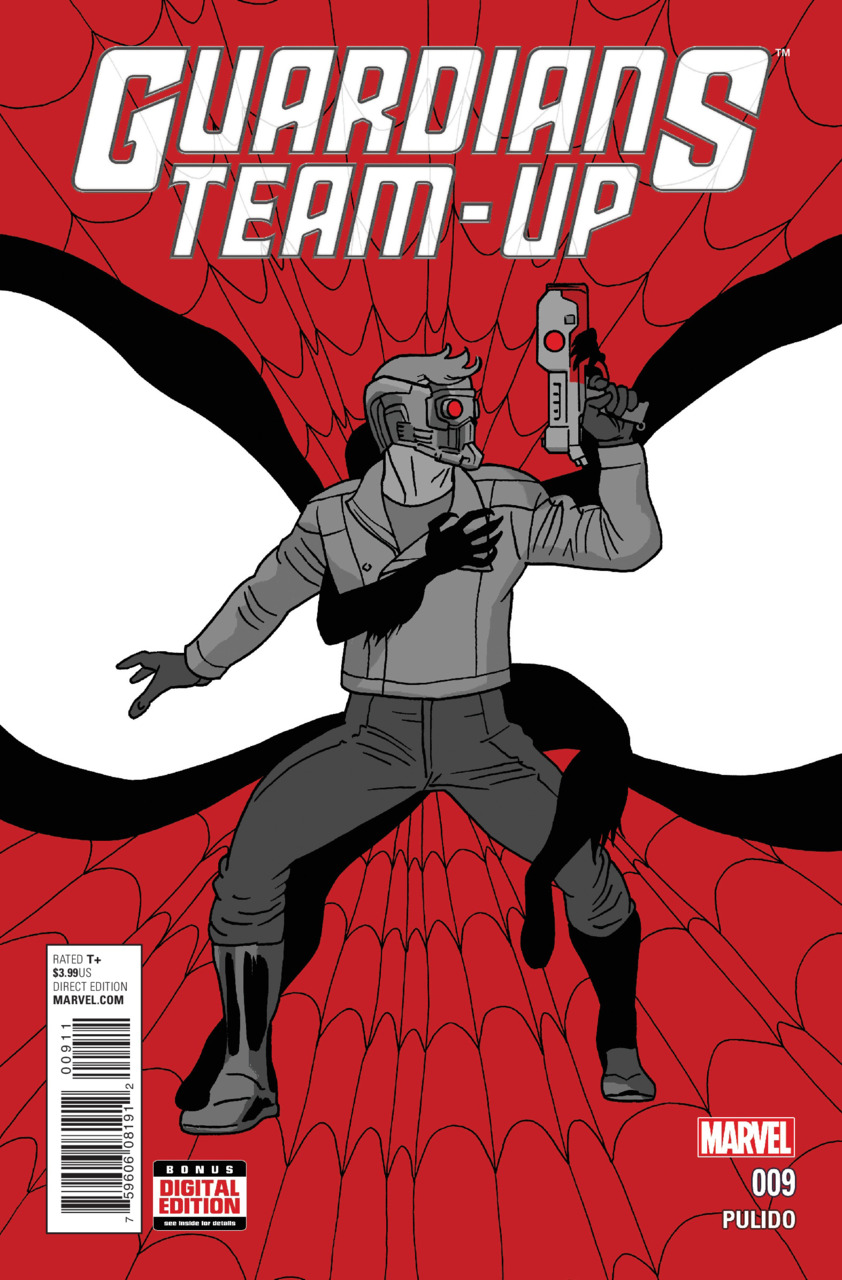 Guardians Team-up 9 - Issue 9