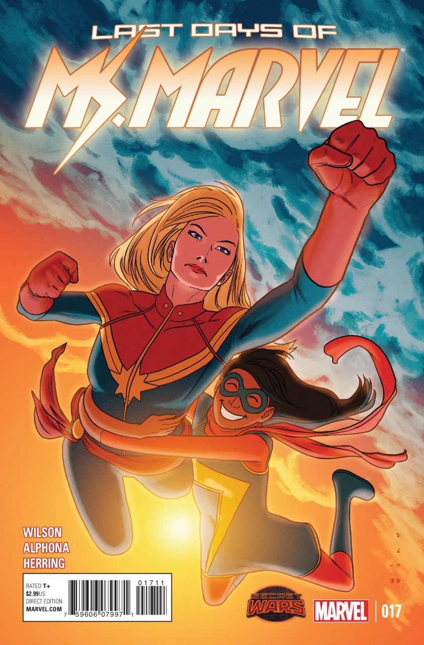 Ms. Marvel 17 - Last Days Part Two