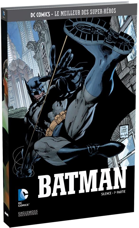 DC Comics - Le Meilleur des Super-Héros 1 - Batman - Silence 1ère partie