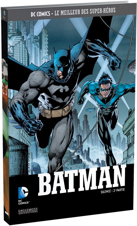 DC Comics - Le Meilleur des Super-Héros 2 - Batman - Silence 2ème partie