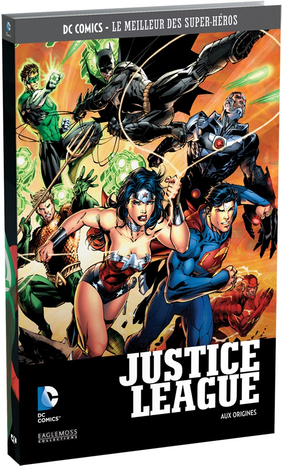 DC Comics - Le Meilleur des Super-Héros 4 - Justice League - Aux origines