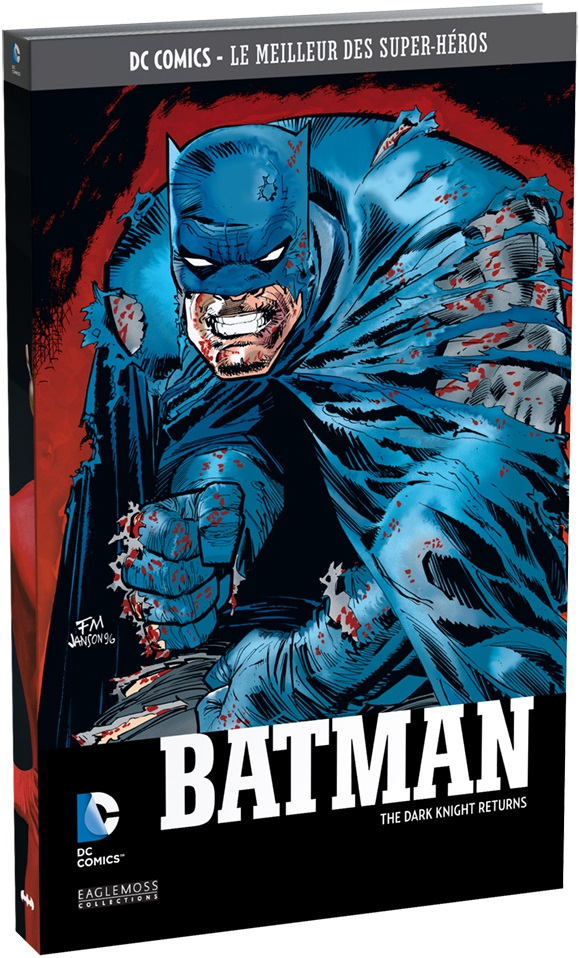 DC Comics - Le Meilleur des Super-Héros 5 - Batman - The Dark Knight Returns
