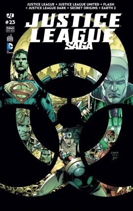 Justice League Saga 23