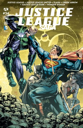 Justice League Saga 24
