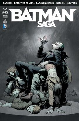 Batman Saga 42