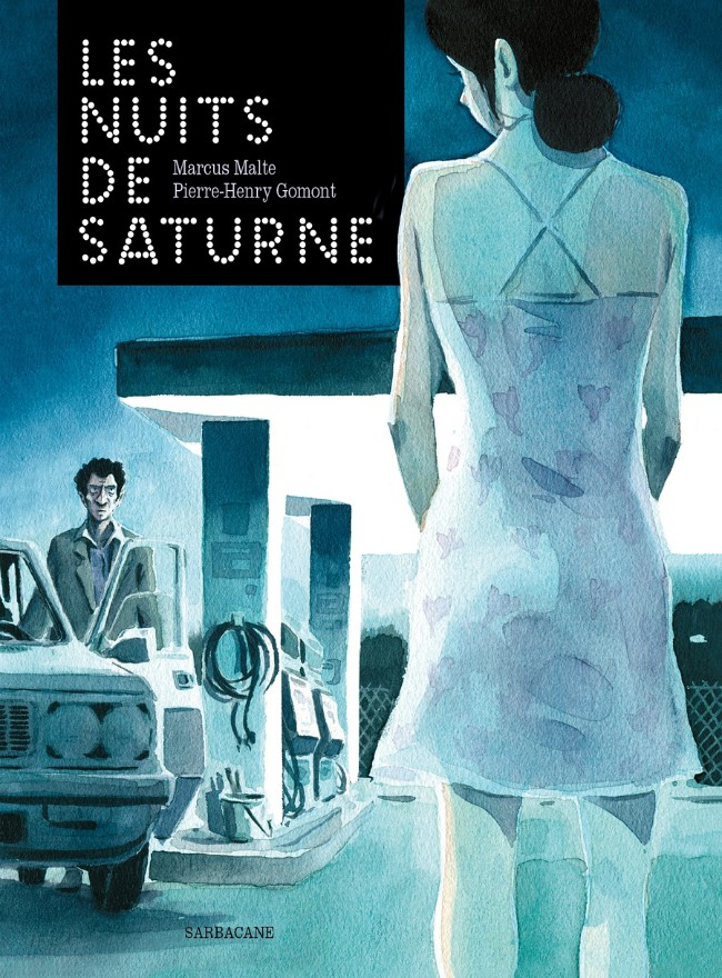 Les nuits de Saturne 1 - Les nuits de Saturne