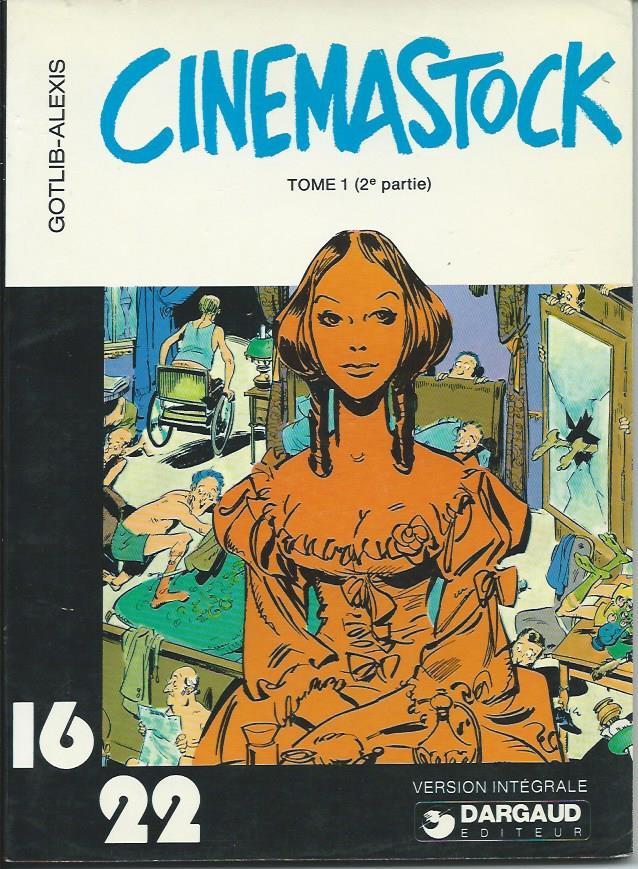 Cinémastock 1 - Cinémastock T 1 (2ème partie)