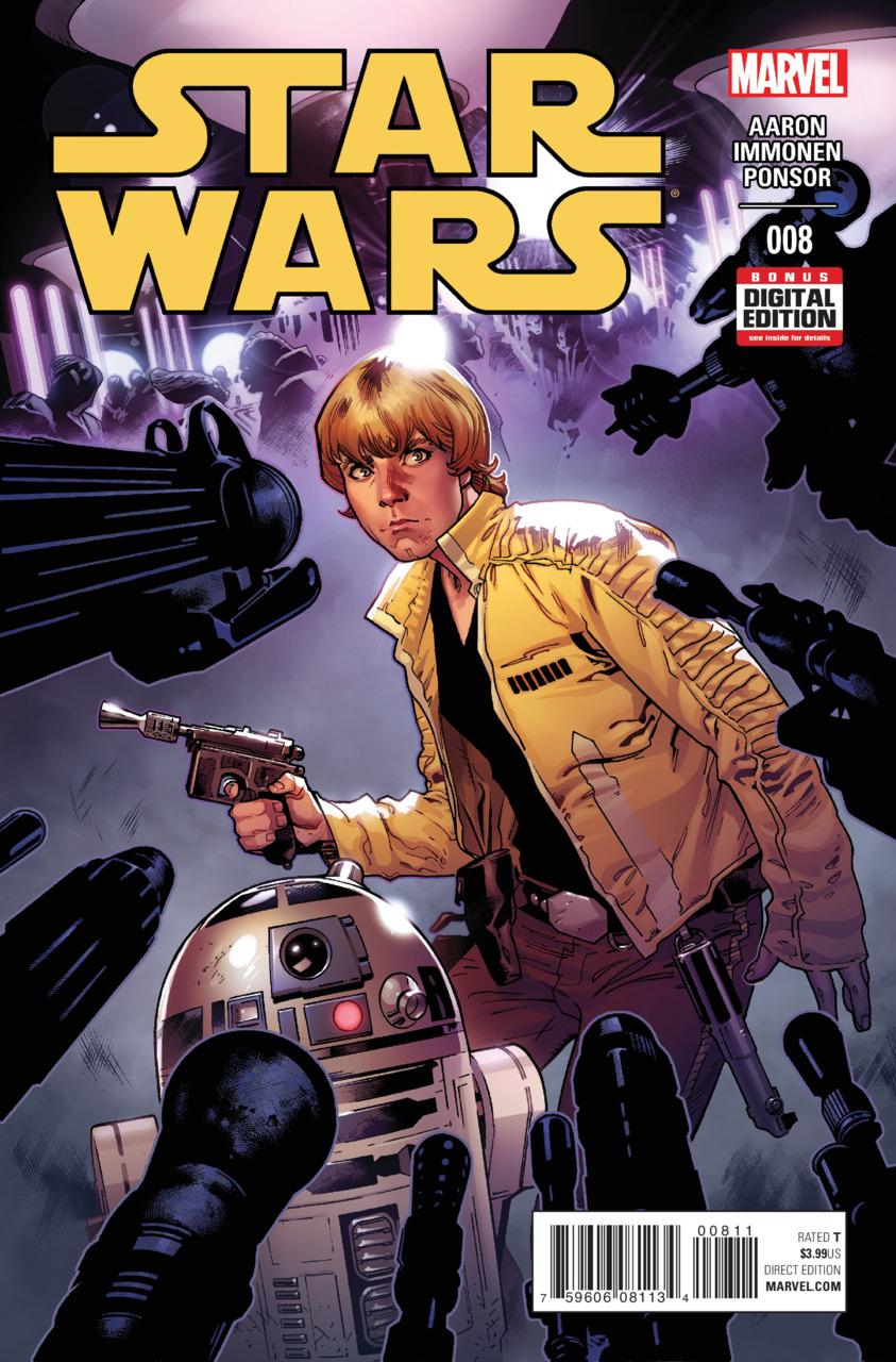 Star Wars 8 - Book II, Part I: Showdown On the Smugglers' Moon
