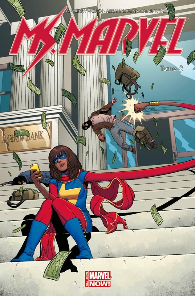 Ms. Marvel 2 - GÉNÉRATION Y