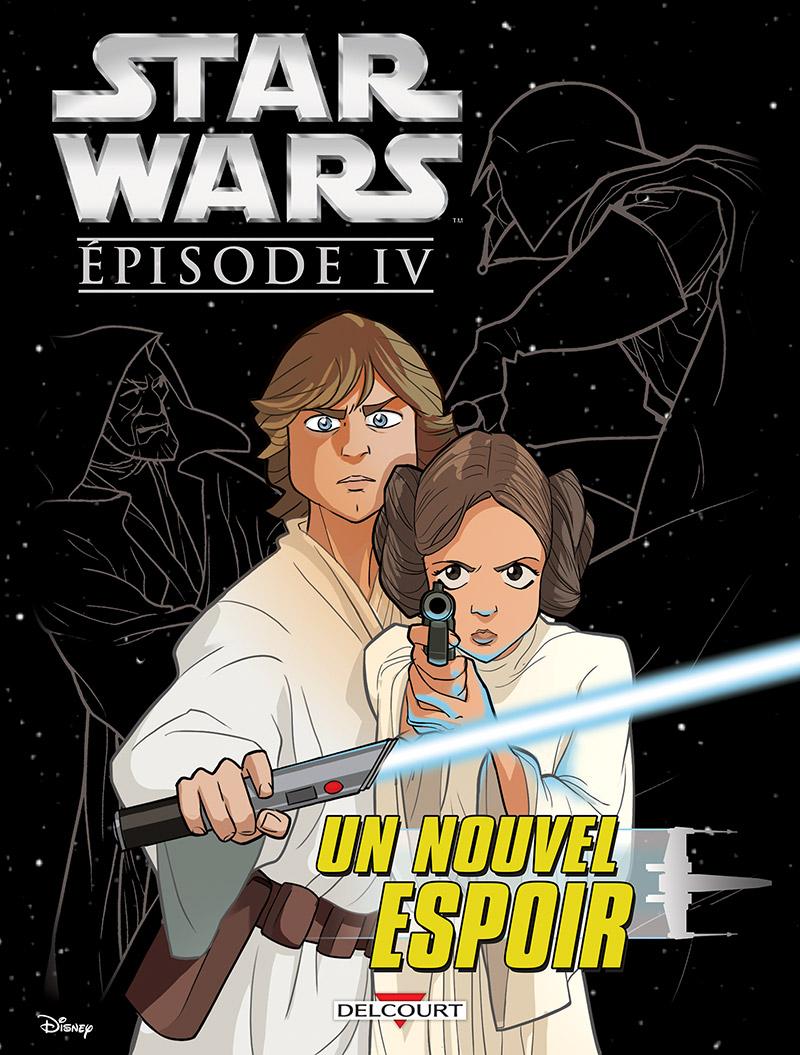 Star Wars (Jeunesse) 4 - Un nouvel espoir