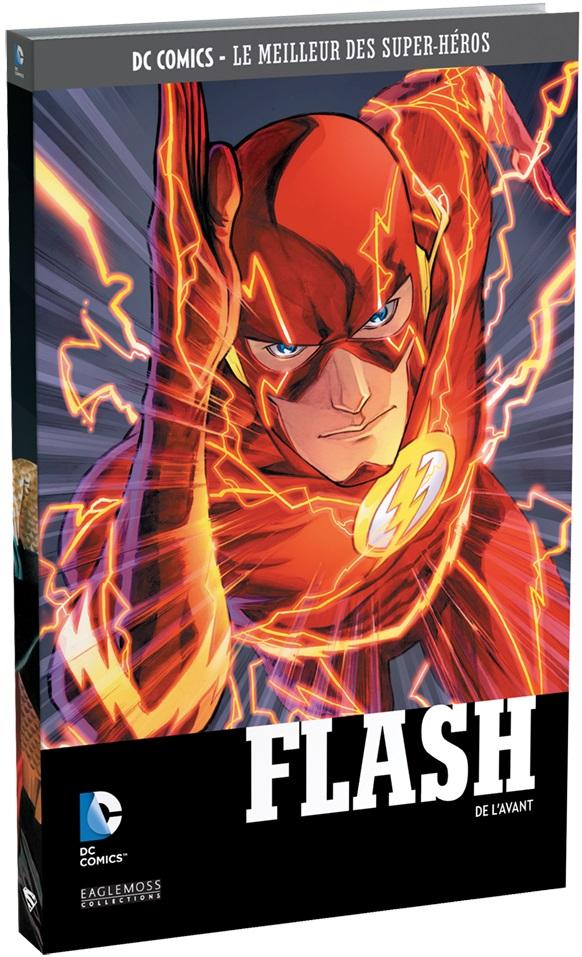 DC Comics - Le Meilleur des Super-Héros 10 - Flash - De l'avant