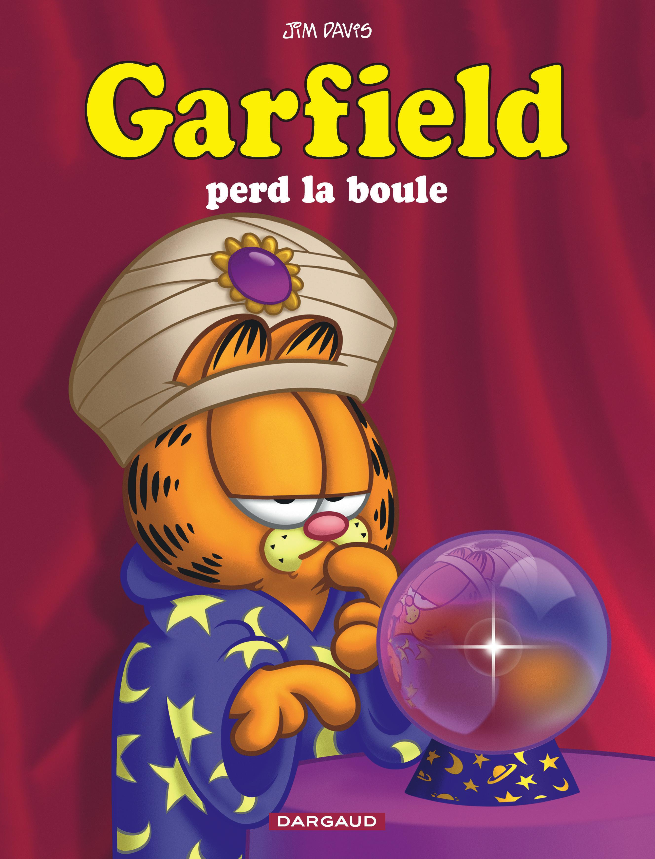 Garfield 61 - Garfield perd la boule