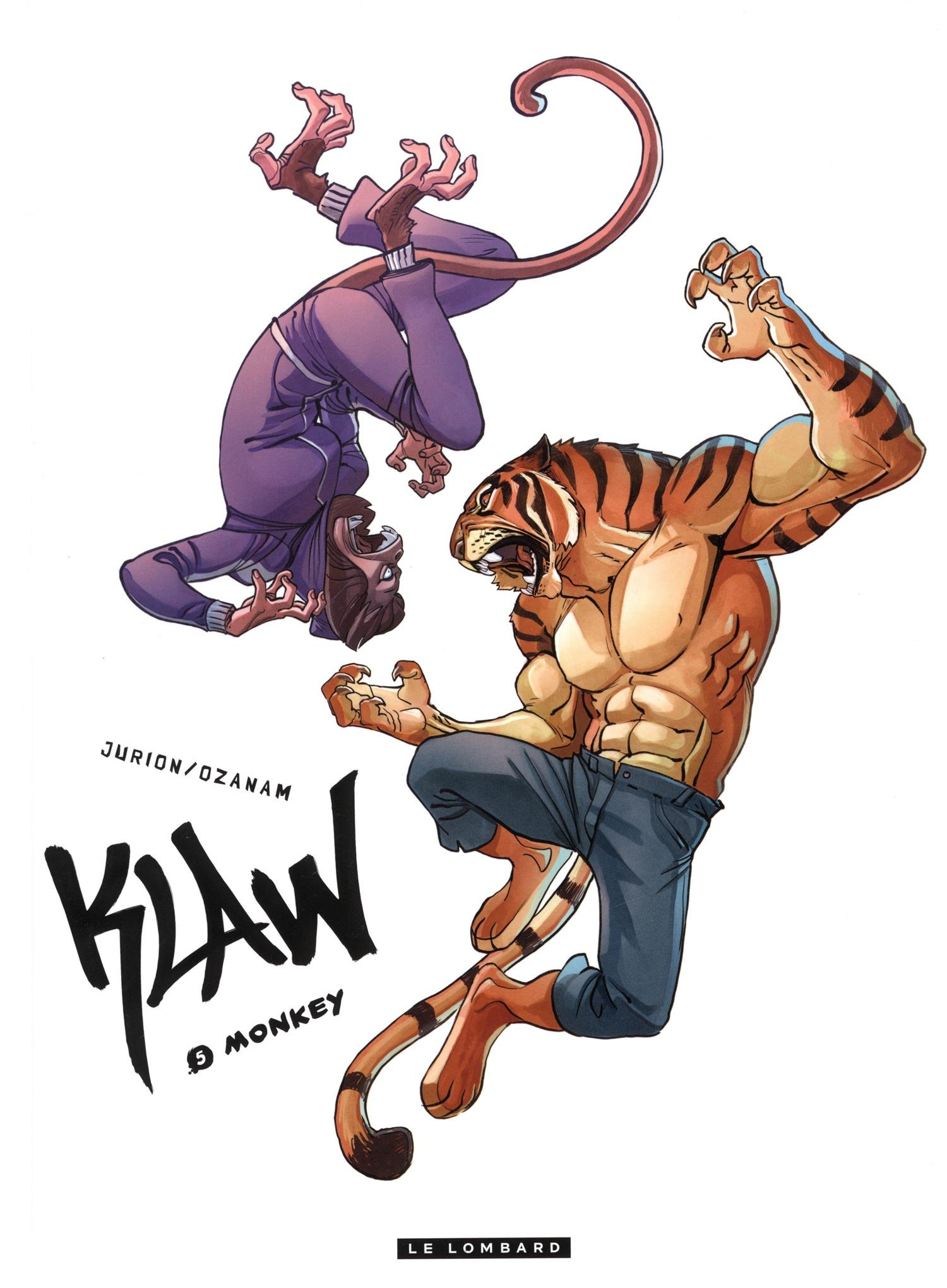 Klaw 5 - Monkey