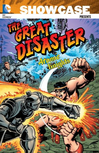 The Great Disaster featuring the Atomic Knights 1