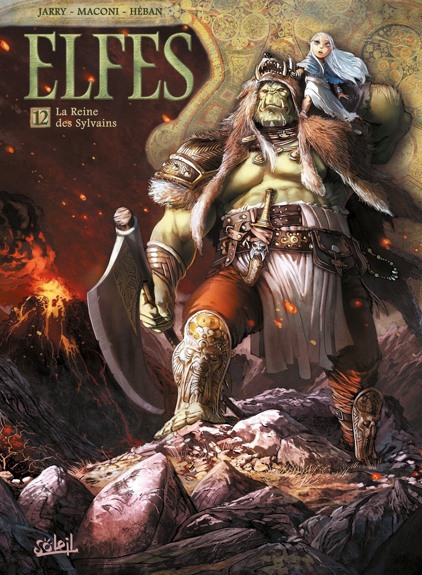 Elfes 12 - La Reine des Sylvains