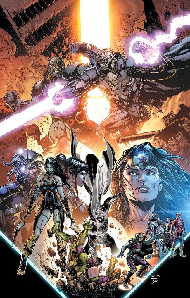 Justice League 44