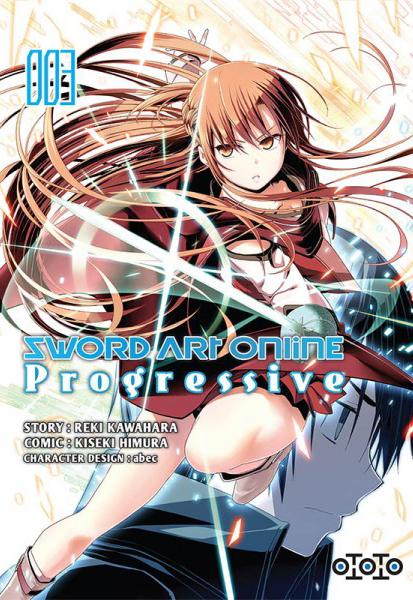 Sword Art Online - Progressive 3