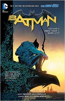 Batman 5 - Zero Year - Dark City