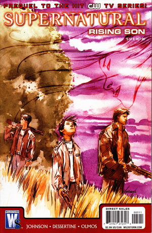 Supernatural - Rising Son 5