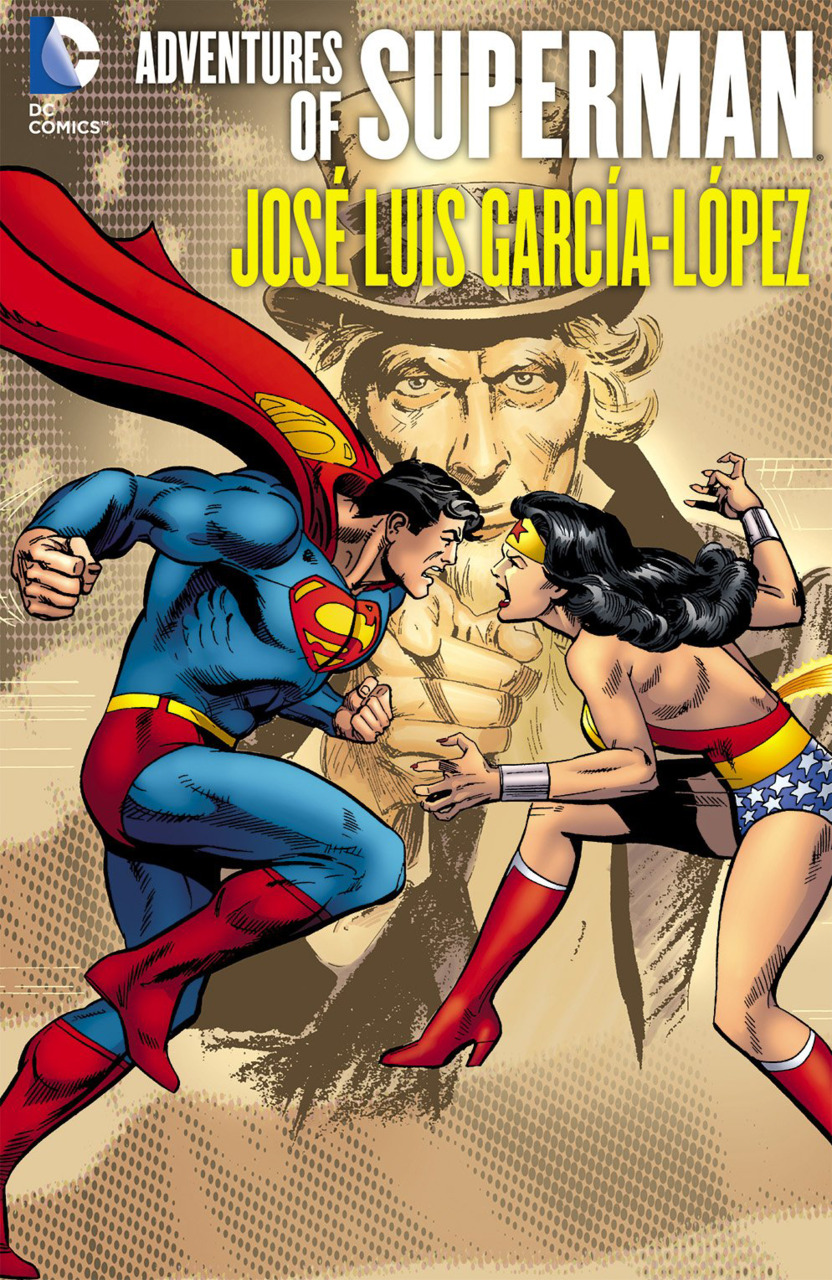 Adventures of Superman - José Luis Garcia Lopez 1