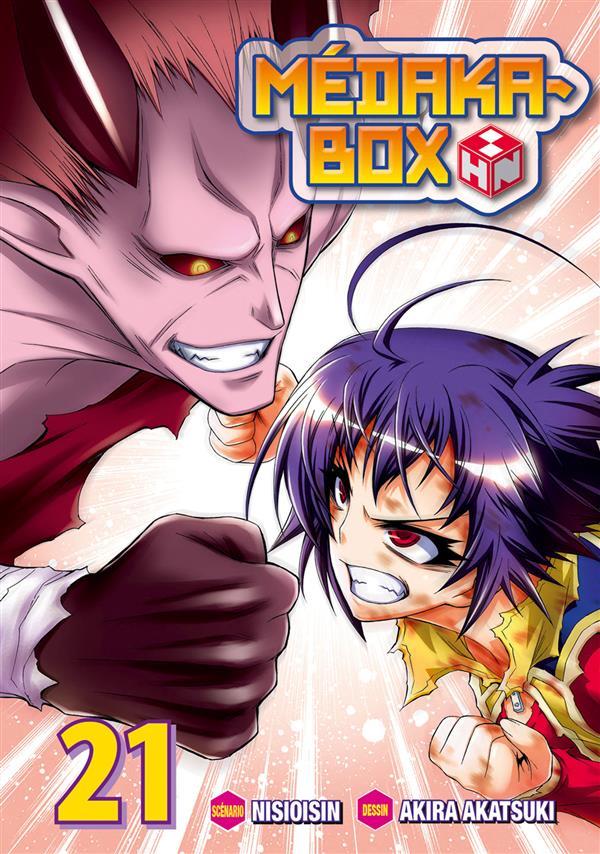 Medaka-Box 21