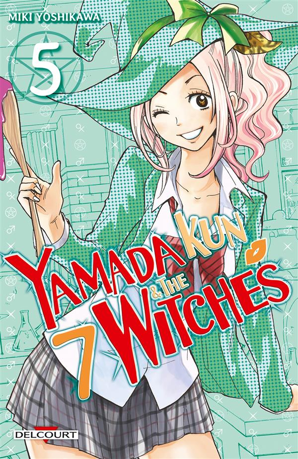 Yamada kun & The 7 Witches 5