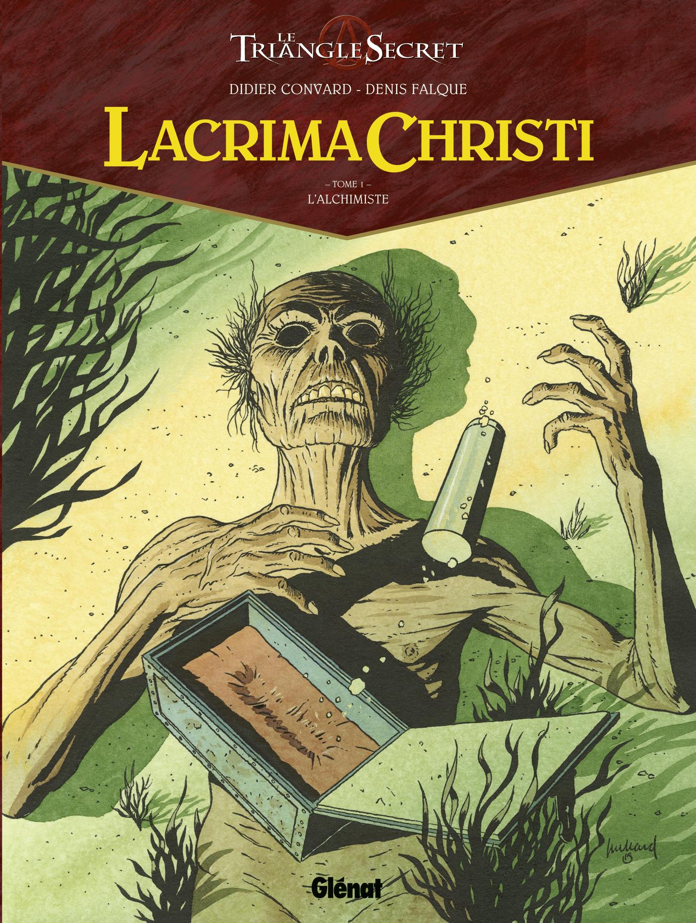 Lacrima Christi 1 - L'alchimiste