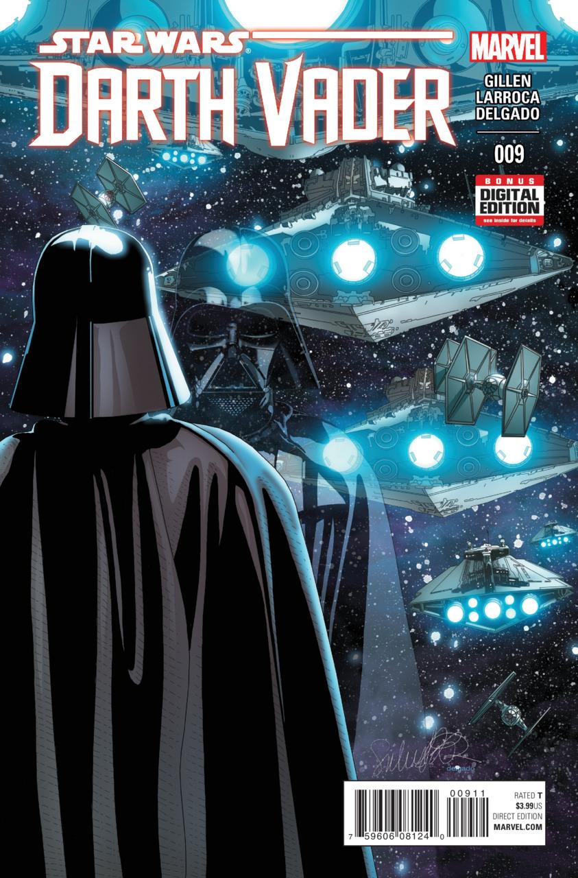 Star Wars - Darth Vader 9 - Book II, Part III: Shadows and Secrets