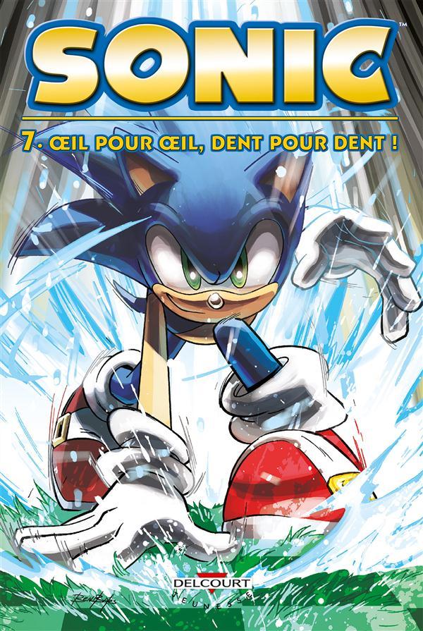 Sonic 7 - Oeil pour oeil, dent pour dent !