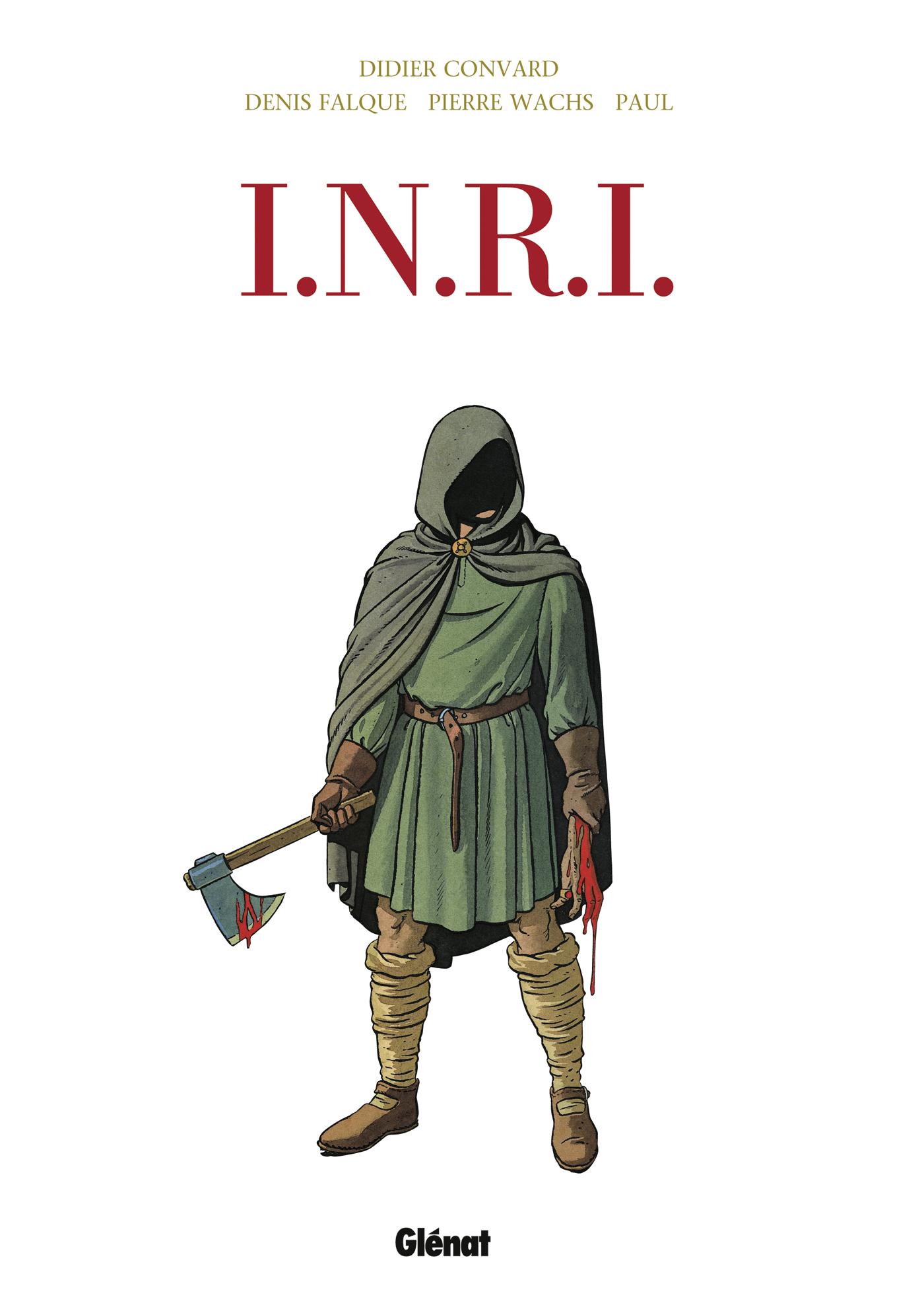 I.N.R.I 1 - Intégrale 2015