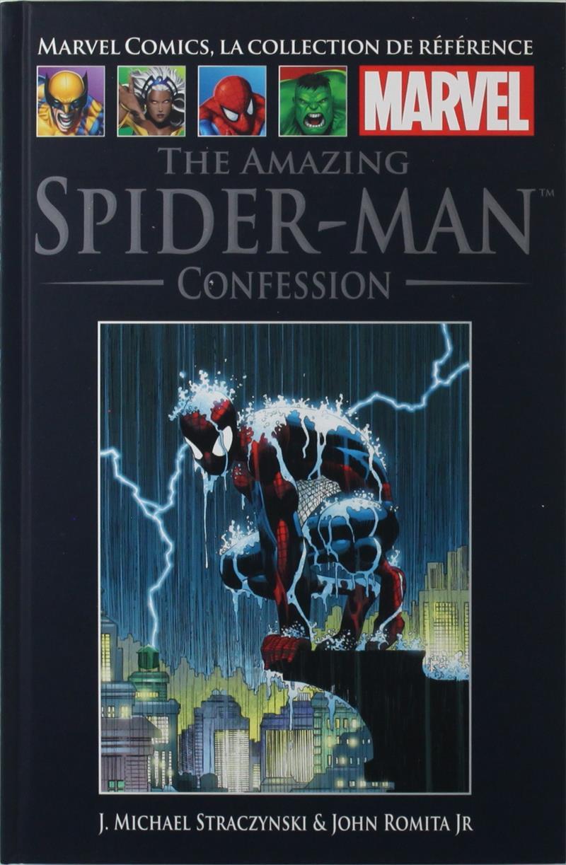 Marvel Comics, la Collection de Référence 30 - The Amazing Spider-Man - Confession