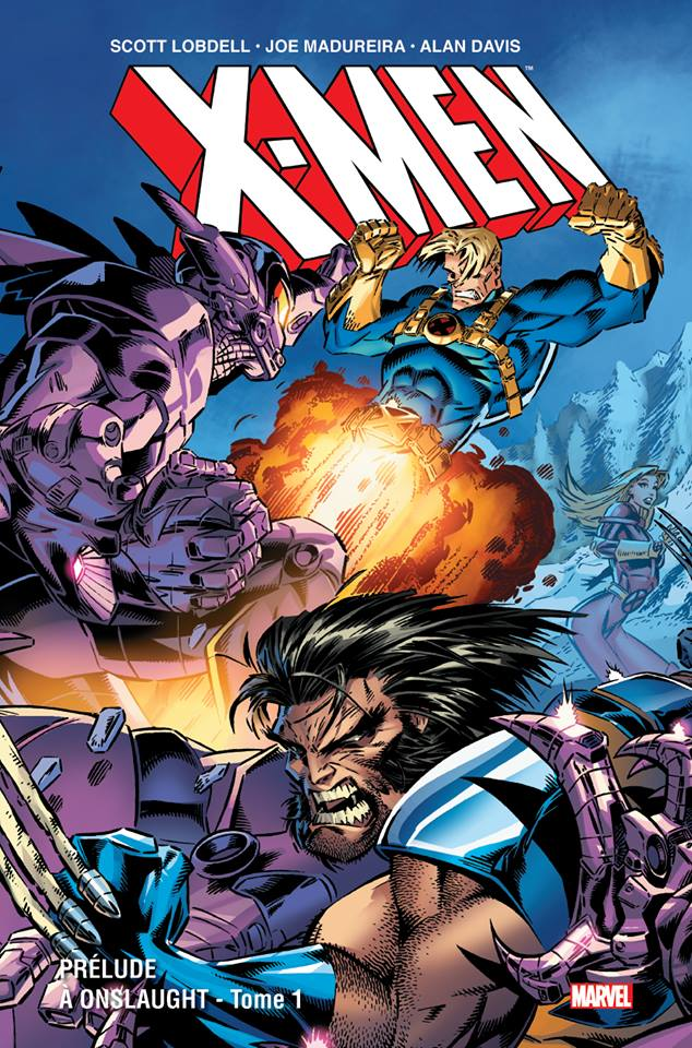 X-Men - Road to Onslaught 1 - ROAD TO ONSLAUGHT