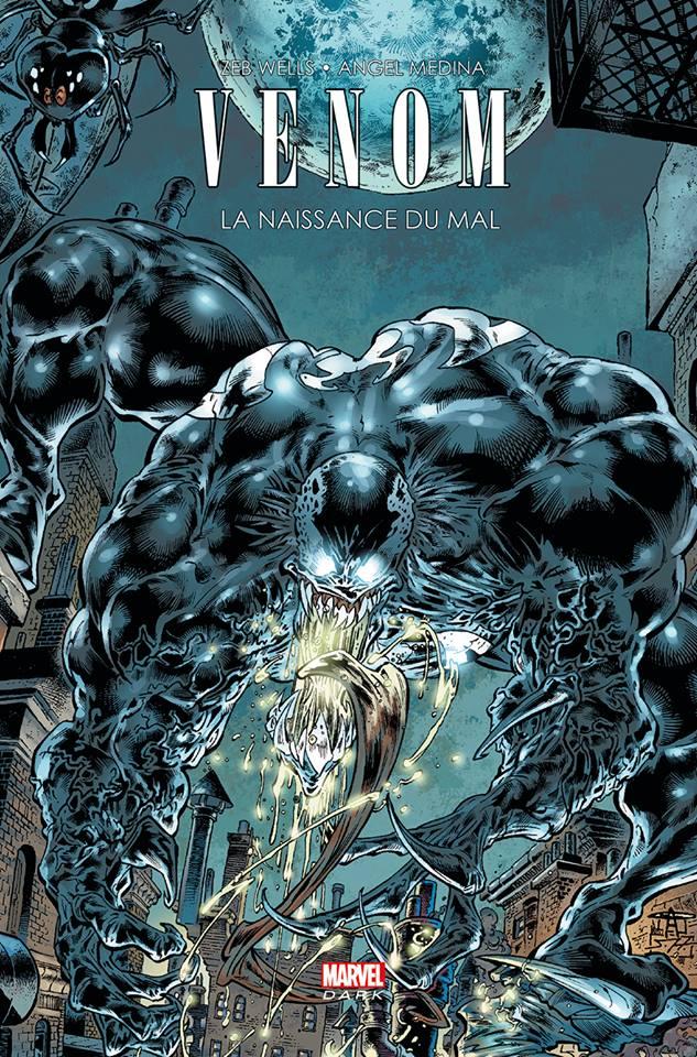 Venom - La naissance du mal 1 - LA NAISSANCE DU MAL