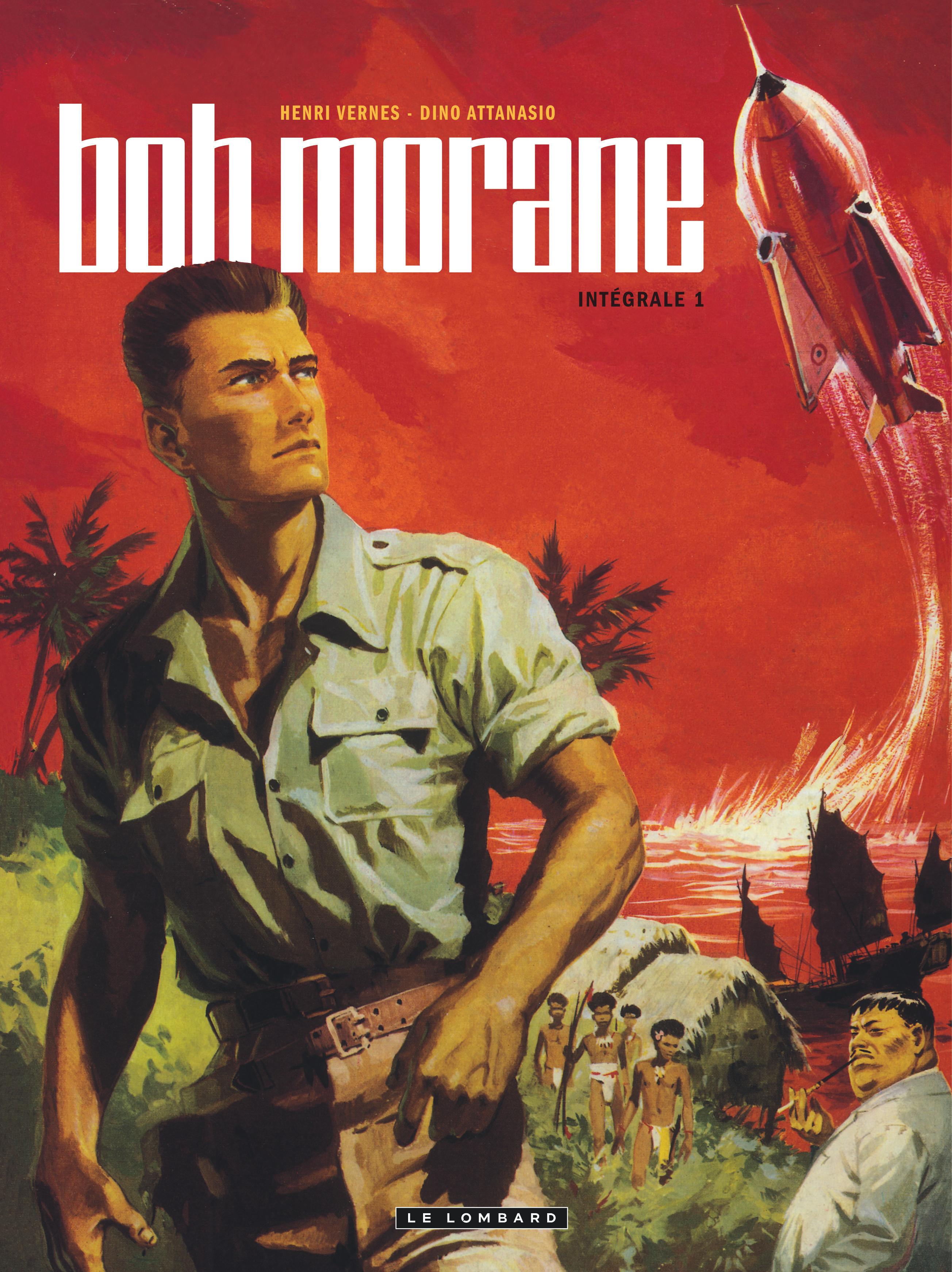 Bob Morane 1 - Tome 1