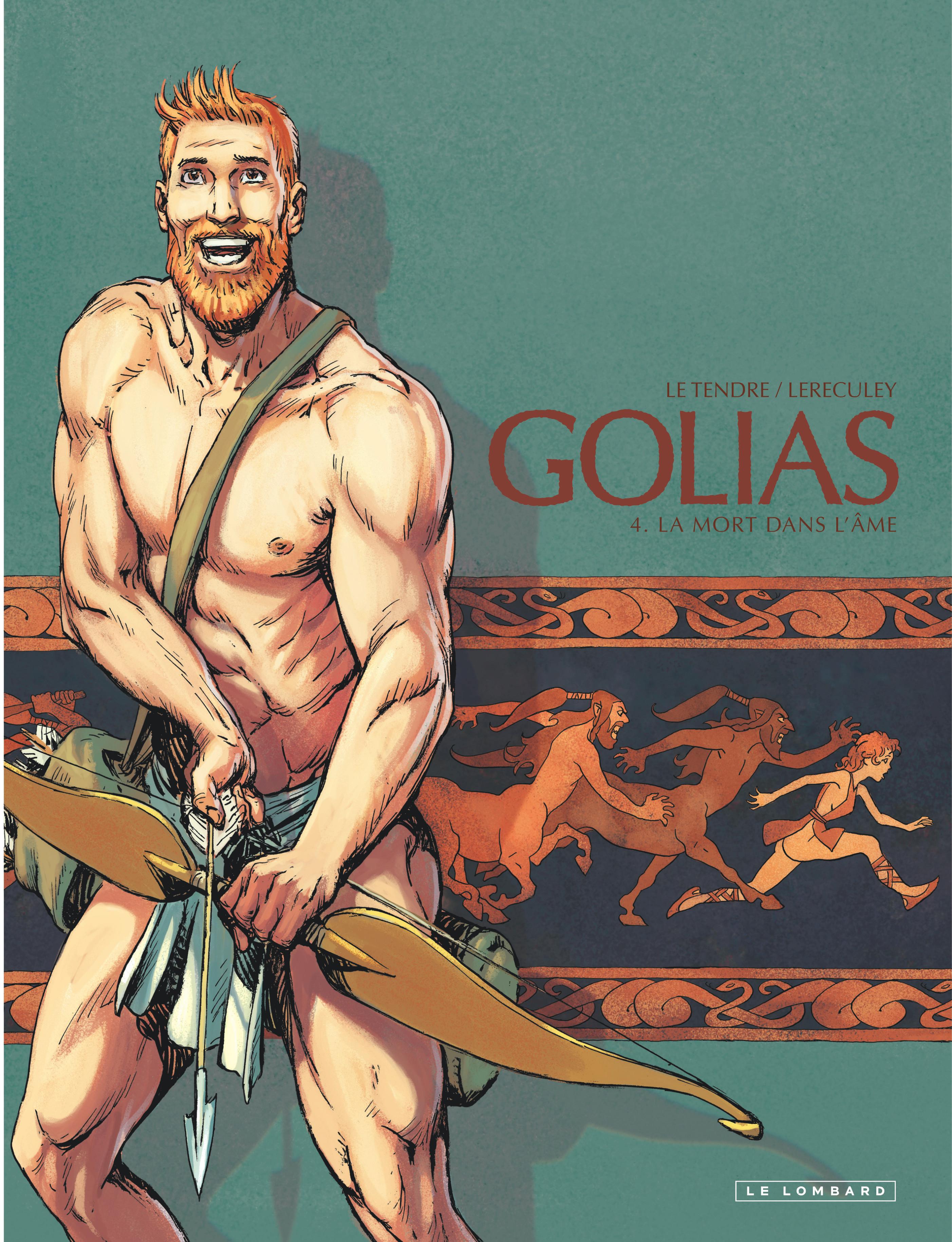 Golias 4 - La mort dans l'âme