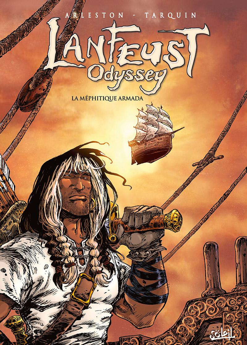 Lanfeust odyssey 7 - La méphitique armada