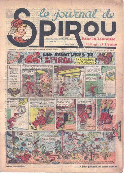 Le journal de Spirou 60