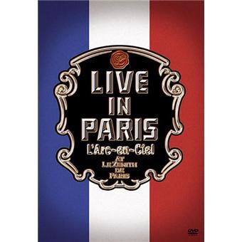 Live in Paris, l'arc en ciel 1 - Live in Paris, L'arc en ciel