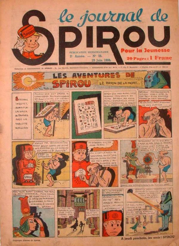Le journal de Spirou 63