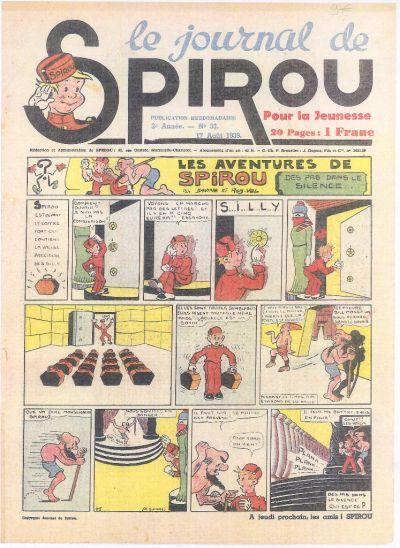Le journal de Spirou 70