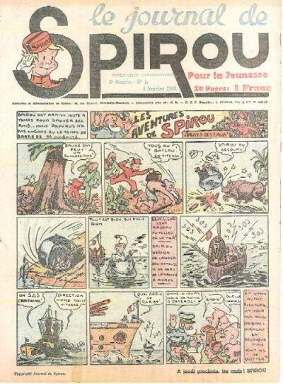 Le journal de Spirou 90