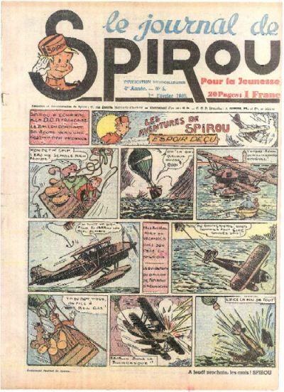 Le journal de Spirou 94