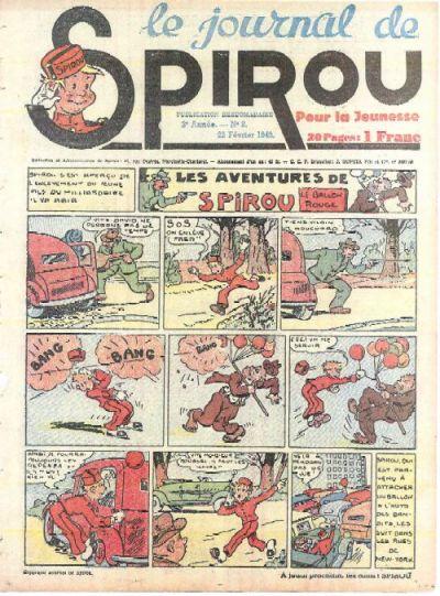 Le journal de Spirou 97